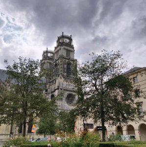 Cathédrale Orléans jeu de piste