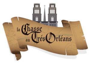 Premier jeu de piste à Orléans