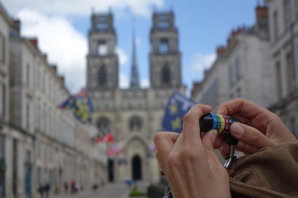 Escape game extérieur Orléans