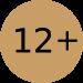 icone age 12plus